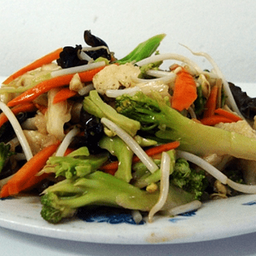 Chapsui de Verduras (vegano)