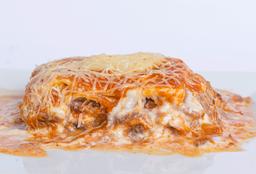 Lasagna Mechada