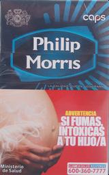Cigarrillos Philip Morris Caps 20 U