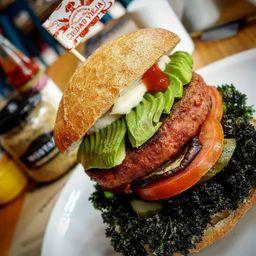 Veguiwimpy Burger - Vegana