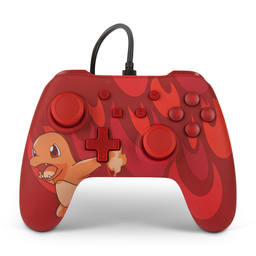 Wired Controller Blaze Charmander