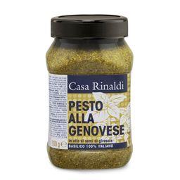 Pesto Alla Genovese In Olio Vegetale 130 Grs