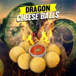 Las Esferas Del Dragón (cheese Balls)