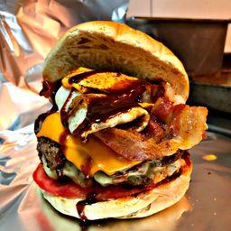 Bowser Burger