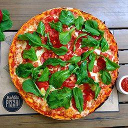 Pizza Familiar y Bebida