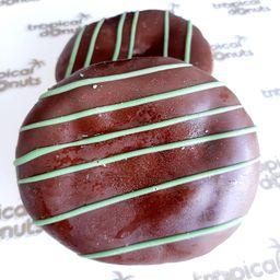 Donut Chocolate Menta