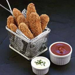 Chicken Tenders + Nuggets + Dedos de Mozzarella + 3 Salsas