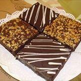 Brownie con Nuez