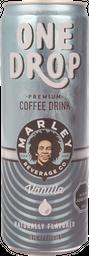 Lata Cafe Helado Marley 325Ml, Vainilla