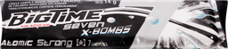 Chicle Bigtime Seven X-Bombs 7 U