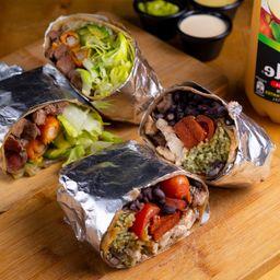 Promo Burritos 3 - Mix Carnes