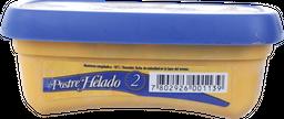 Postre Helado San Franc, Frambuesa Crema