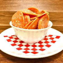 Extra Pepperoni (porción Personal)