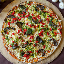 Pizza Veggie Vegan
