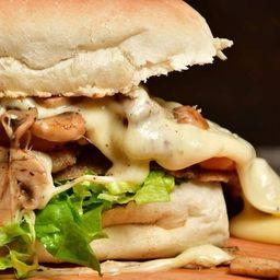 Sándwich Gourmet Francésa