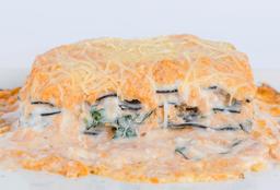 Lasagna Salmón