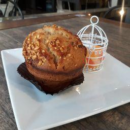 Muffin Zanahoria Nuez