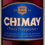Cerveza Chimay Bleue