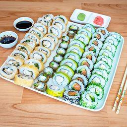 Promo Sushi 5 - 6 Rolls a Elección