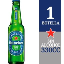 Heineken Sin Alcohol 300 ml