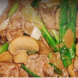 Carne con Champignon