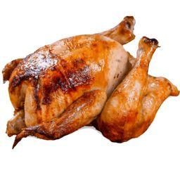 Promo 1/2 pollo