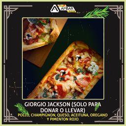 Giorgio Jackson