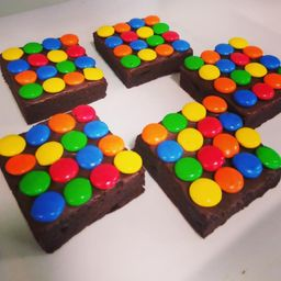 Brownie Rainbow
