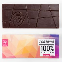 King Bitter 100% Cacao