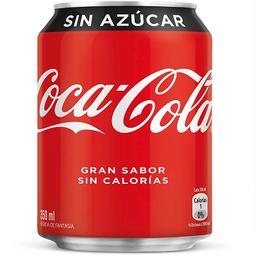 Coca-Cola Sin Azúcar 350ml