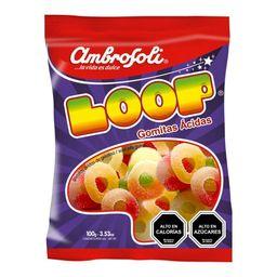 Gomita Acida Loop 25 gr Ambrosoli