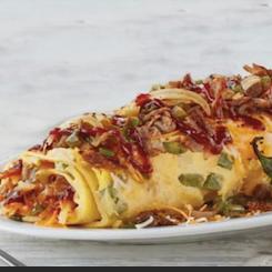 Omelette Bacon By Tony Roma's