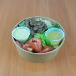 Carne Hummus
