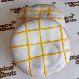 Donut Pie de Limón