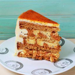 Torta Coco Manjar & Maracuyá