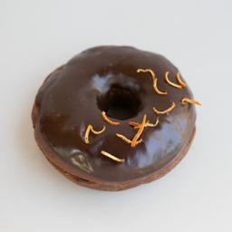 Donut Choco Naranja