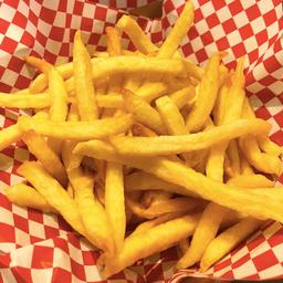 Papas fritas grandes