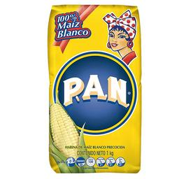 Harina de Maíz Precocido PAN