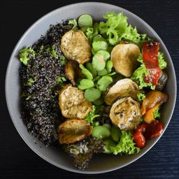 Verdura Asada & Quinoa