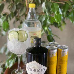 Gin Hendrix Limón
