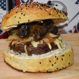 Dodgers Burger