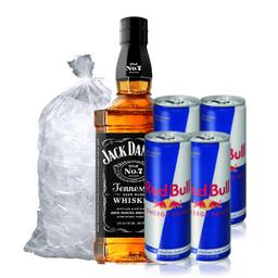 Combo 8: Jack Daniel's No.7