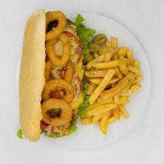 Sandwich Dr. Atlantico
