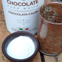 Chocolate Caliente Blanco