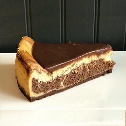 Cheescake Nutella