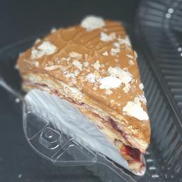Pastel de Hojarasca Manjar