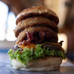 The Big Texas Burger