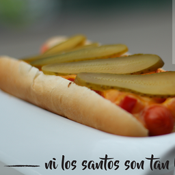 Hot dog St Andrew