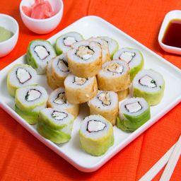 Promo Maloha (20 Piezas Vegetarianas)