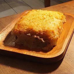 Pastel de Papas Rústicas a Lo Cheese 360 gr